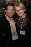 Keith Hurd and Kathy Evans Photo