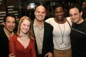 Keith Hurd, Merrill Grant, Jayson Raitt, Tiffani Gavin, and Michael Weiner Photo