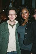 Brian Golub and Jennifer Hudson