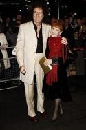 Brian May and Anita Dobson Photo