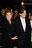 Cilla Black and John Madejski