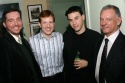 Joseph McIntyre, Ken Kleiber, Jeff Romley, and Barry Green
