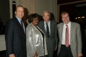 Barry Grove, Ludeana M. Thomas, Fred Papert and Roger Danforth