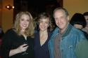 Emily Skinner, Alice Ripley and Bruce Kimmel (musical producer of Kritzerland label)