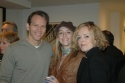 Stephen Bogardus, Julia Murney and Nancy Anderson