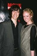 Daniel Vosovic and Anna Scott