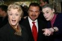 Angela Lansbury, Gerard Alessandrini and Marian Seldes