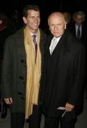 Tom Kirdahy and Terrence McNally Photo
