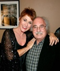 Amanda McBroom with singer/songwriter Ray Jessel