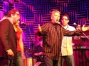 Marc Summers (TV's Double Dare, Unwrapped) belts out the Double Dare Musical number  Photo