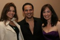 Jennifer Diaz, Rubén Flores and Jana Martinez