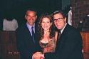 Brian, Ana Gasteyer and Jim J. Bullock