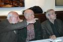 Harold Prince, Terrence McNally and Edward Albee Photo