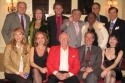 (Back) George S. Irving, Randie Levine-Miller, Jason Danieley, Freddie Roman, Lillias Photo