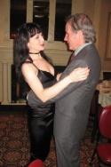 Bebe Neuwirth and Jim Dale