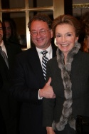 William Ivey Long and Lee Radziwill