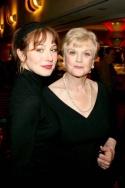 Lynn Collins and Angela Lansbury