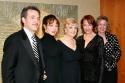 Boyd Gaines, Lynn Collins, Angela Lansbury, Harriet Harris and Lisa Banes