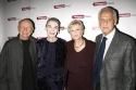Terrence McNally, Marian Seldes, Angela Lansbury, and Michael Blakemore Photo
