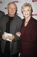 Terrence McNally and Angela Lansbury Photo