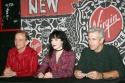 Joel Grey, Bebe Neuwirth and James Naughton