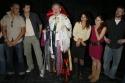 Harvey Evans (Past Gypsy Robe Winner) with Nehal Joshi, Aaron Lazar, Daphne Rubin-Vega, Celia Keenan-Bolger and the cast