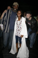 Norm Lewis, Nikki Renee Daniels and Drew Sarich  Photo