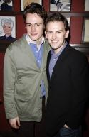 Erich Bergen and Daniel Reichard Photo