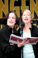 Jennifer Smith and Linda Griffin