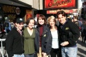 Garth Kravits, Jennifer Smith, Beth Leavel, Linda Griffin and Troy Britton Johnson