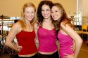 The Jersey Girls: Sandra Denise, Jackie Seiden and Melissa Strom