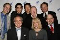 Back: Stephen Kaplin, Ruppert Bohle, Anita Yavich, Michael Yeargan, and William Ive Photo