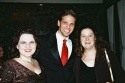 Elizabeth Lucas, David Leidholdt (NYMF, Senior Associate Producer) and Constance L. Mortell