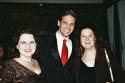 Elizabeth Lucas, David Leidholdt (NYMF, Senior Associate Producer) and Constance L. Mortell