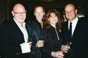 Gary Garrison, Art Manke, Stephanie McClelland and Carter McClelland Photo