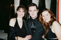 Beth Leavel, Max von Essen and Violetta Tosic (Event Manager)