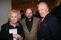 Doris Roberts, Jason Alexander and Warren Stevens