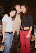Erin Quill (Avenue Q), Director/Producer Jamie McGonnigal and Jodie Langel (Author of Photo