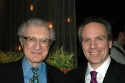 Sheldon Harnick and Michael Gennaro (President/CEO Paper Mill Playhouse)