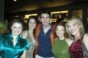Jessica Mary Murphy, Adriene Couvillion, Nigel Columbus, Allison Couture and Erin Hen Photo