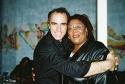 William Michals and Mary Bond Davis Photo