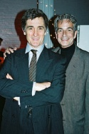Roger Rees and Thommie Walsh