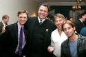 Jim Caruso, Ray Jaramillo McLeod, Stephen Schwartz and Cris DiCristo
