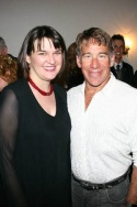 Cathy Venable and Stephen Schwartz