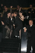 Ann Reinking, Chita Rivera, Joel Grey, Bebe Neuwirth and Walter Bobbie