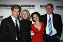 Gale Harold, Blythe Danner, Carla Gugino and Mark Brokaw Photo