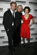 Gale Harold, Blythe Danner and Carla Gugino Photo