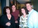 Liz McCartney, Tom Hewitt, Phoebe Kreutz and Christopher Sieber