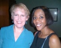 Liz Callaway and Laurie Williamson