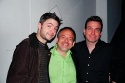 Lucian Piane, Marc Shaiman and Eddie Varley